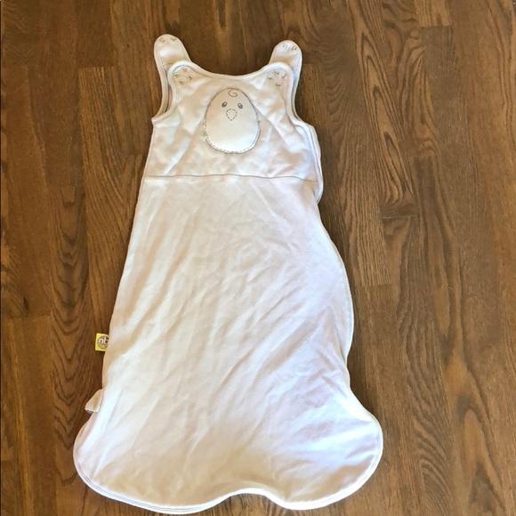 uk availability 3c3dd 957cf Nested Bean sleep sack with weighted chest egg
